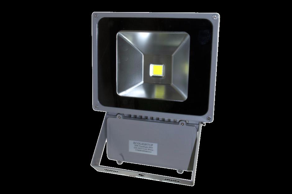 70 Watt LED Flood Light Kit