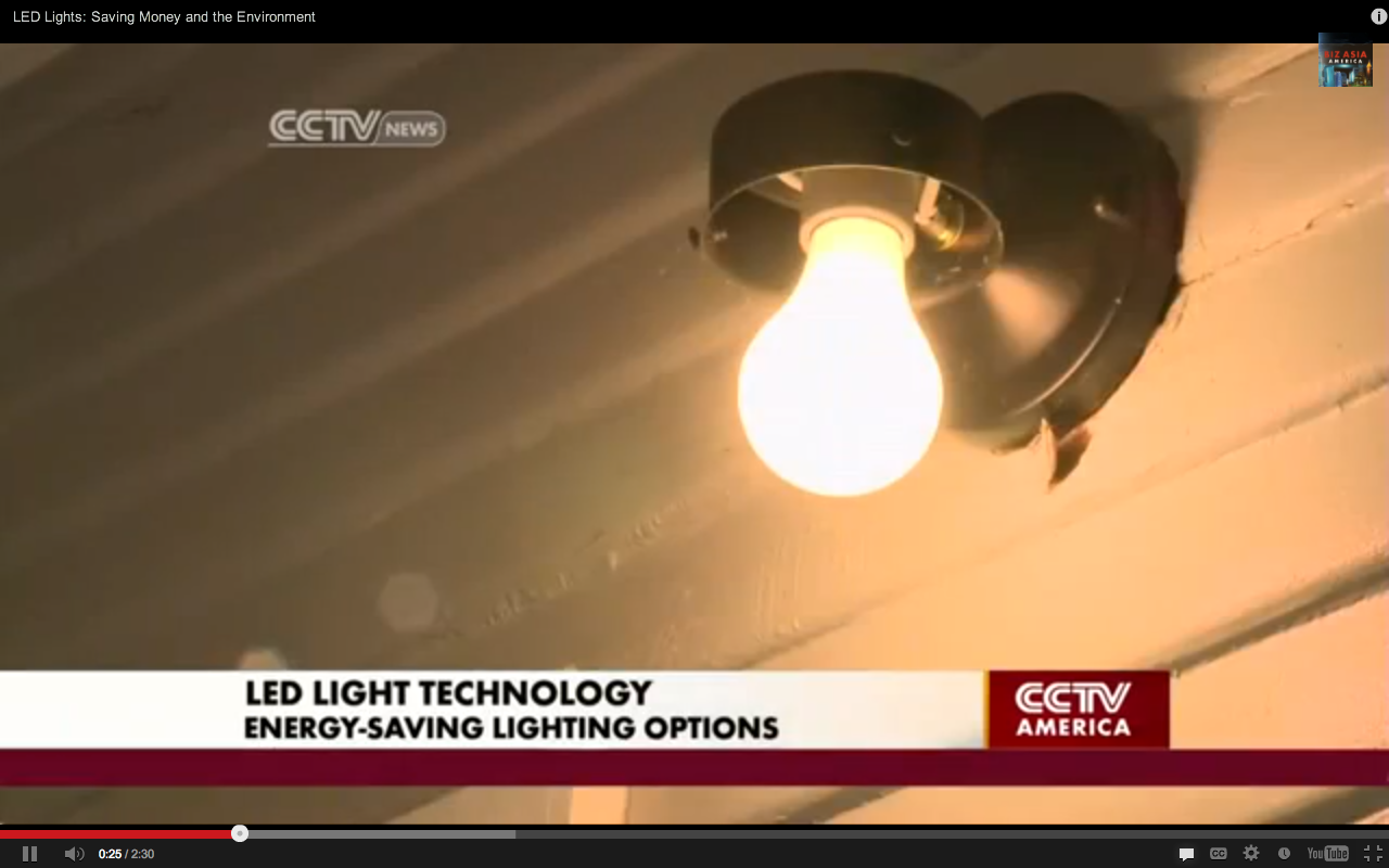 LED lighting report